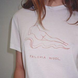 NWOT Paloma wool souvenir tee large